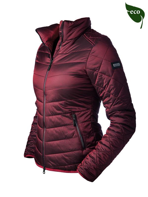 light weight jacket bordeaux - equestrian stockholm global