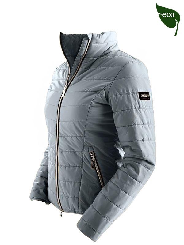 Light Weight Jacket Silver Grey Equestrian Stockholm Global