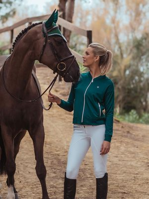 Equestrian Stockholm Schabracke Set UVP 195€